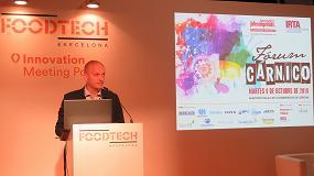 Foto de El III Fórum Cárnico se presenta en FoodTech