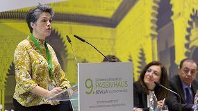 Foto de Entrevista a Adelina Uriarte, presidenta de la Plataforma de Edificación Passivhaus