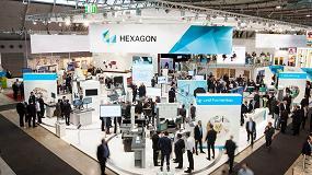 Foto de Hexagon se presenta en la BIEMH con grandes novedades y el foco permanente en la productividad