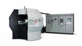 Foto de Máquina transfer con doble husillo para producciones intensivas de alto rendimiento