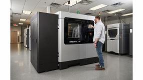 Foto de Stratasys generaliza el uso de la fabricación aditiva con nuevas soluciones para fábrica