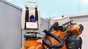Foto de IK4-Tekniker muestra en BIEMH2018 sus tecnologías posibilitadoras para máquinas inteligentes