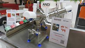 Foto de Andher potencia sus equipos para pequeños y medianos productores