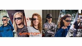 Foto de Safetop presenta su línea de gafas de protección para primavera-verano