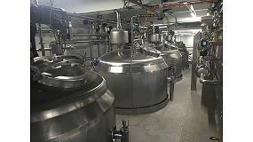 Foto de Gimon exhibe en FoodTech su mezclador-emulsinador para preparación y dosificación de masa madre