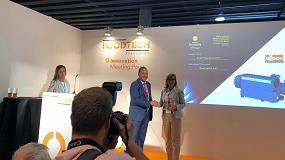 Foto de Busch Ibérica recibe el premio FoodTech Innova durante la feria FoodTech