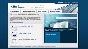 Foto de Guardian Glass Europa lanza el configurador de Glass Analytics