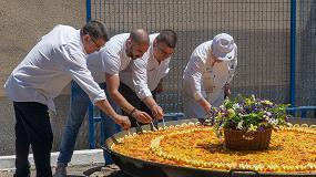 Foto de Más de 500 agricultores celebran San Isidro con Grupo Cristalplant