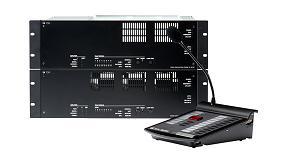 Foto de Optimus distribuye en España diferentes sistemas de sonido de la multinacional japonesa TOA