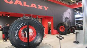 Foto de ATG presenta en Intermat su nueva gama de neumáticos radiales OTR