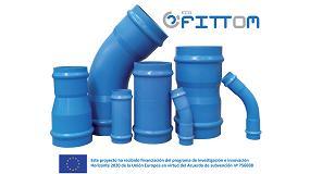 Foto de Accesorios de PVC-O ecoFITTOM, la solución perfecta para la uniformidad en las redes de agua