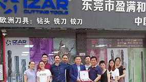 Foto de Izar abre su primera tienda en China