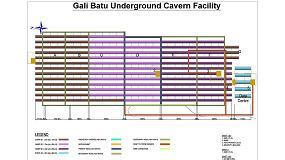 Foto de Estudio de viabilidad para las cavernas subterráneas Gali Batu