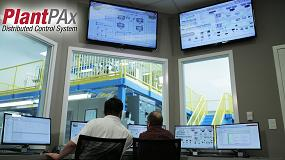 Foto de Soluciones farmacéuticas single use en una plataforma digital DCS con ciberseguridad