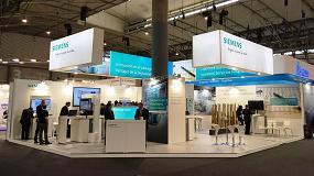 Foto de Siemens presenta en Hispack 2018 sus novedades en digitalización para el sector del packaging