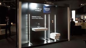 Foto de Las últimas soluciones de baño de Grohe triunfan en la primera edición de Arquitect@Work Madrid
