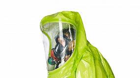 Foto de Los nuevos trajes Tychem TK de DuPont ofrecen protección total de la cabeza a los pies