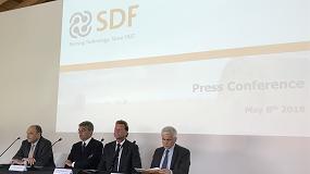 Foto de Los resultados económicos de SDF Group en 2017