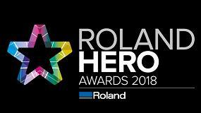 Foto de Roland DG busca candidatos para el premio Roland Hero de 2018