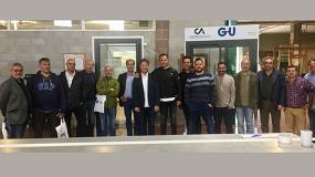 Foto de Procomsa y Grupo Valverde organizan una jornada sobre herraje de seguridad