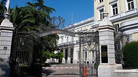 Foto de BOD realiza la reforma de sistema de climatización del palacio de recoletos de BBVA, en Madrid