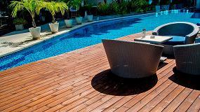 Foto de Lunawood de Gabarró, la madera termotratada ideal para exteriores