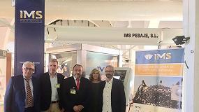 Foto de IMS Pesaje se hace de nuevo con el premio de la innovación en Montoro