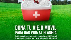 Picture of Comienza la campaña 'Dona vida al planeta' para el reciclaje de electrónica