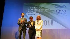 Foto de Entregado el I Premio al Fomento del Consumo de Aceites de Oliva en el Mundo a 'Jaén Selección'