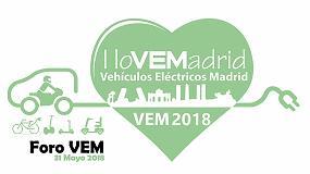 """Foto de El Foro VEM mostrará """"el presente y futuro de la movilidad eléctrica"""""""