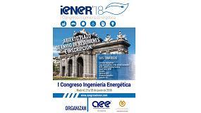 Foto de El I Congreso de Ingeniería Energética amplía el plazo de descuento en inscripción