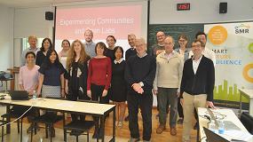 Foto de El proyecto 'Smart Mature Resilience' reúne a sus socios europeos en Donostia