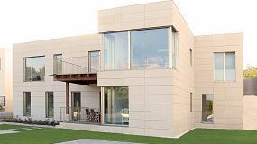 Foto de Sistemas Cortizo, en la primera edificación de Galicia con certificación Passivhaus