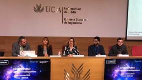 Foto de Más de 200 alumnos de ingeniería aeroespacial de Cádiz asisten al 'Evento Cosmos 2018'