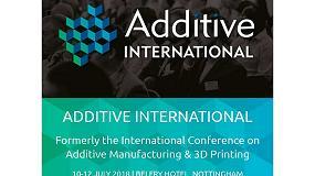 Foto de Nottingham acogerá la próxima edición del congreso 'Additive International'