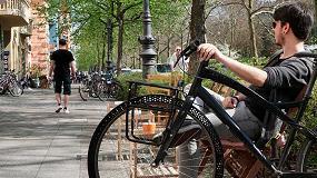 Foto de BigRep presenta el primer neumático para bicicleta sin aire impreso en 3D