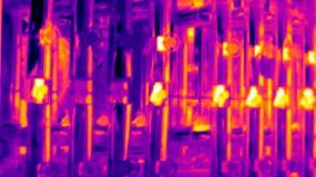 Picture of EDE Ingenieros realiza mantenimiento predictivo con termografía infrarroja