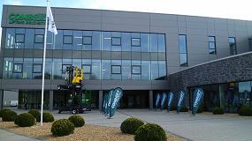 Foto de Combilift celebra sus 20 años inaugurando una nueva planta de producción por todo lo alto