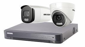 Foto de Hikvision presenta ColorVu y AcuSense y lanza la serie de cámaras Smart IP