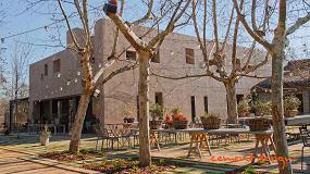 Foto de Cement Design, presente en el Proyecto del restaurante madrileño Filandón