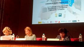 Foto de HeidelbergCement Hispania presenta su gama de productos más eficientes en materia de rehabilitación sostenible