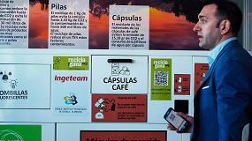 Foto de Ingeteam y el Parque Científico de Castilla-La Mancha instalan la primera Envirobank de reciclaje de cápsulas de café del país