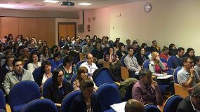 Foto de Betelgeux presenta en la Universidad de Burgos lo último en seguridad alimentaria e higiene sostenible