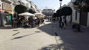 Foto de Andalucía dota con 8 millones al Programa de Regeneración de Espacios Públicos