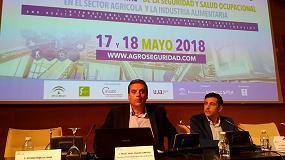 Foto de Más de 200 expertos en prevención, seguridad y salud laboral participan en Agroseguridad 2018