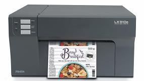 Foto de Primera presenta la impresora de etiquetas a color LX910e