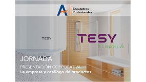 Foto de Tesy presentará su catálogo de productos en la sede de Agremia en Madrid