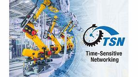 Foto de Continúa el compromiso de Moxa para desarrollar la próxima generación de 'Time Sensitive Networking'