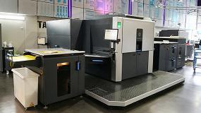 Foto de Copysell instala la prensa digital HP Indigo 10000 adaptada a la HP Indigo 12000