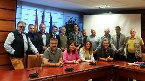 Foto de El director general de Medio Natural de la Junta de Castilla y León se compromete a trasladar al Mapama las demandas de Cose